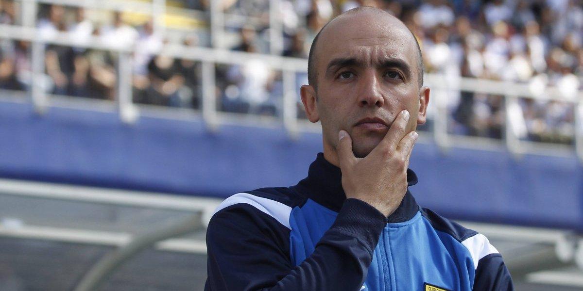 """Bozán toma distancia del piscinazo de Meneses: """"Es parte del juego y no me interesa analizarlo más allá"""""""