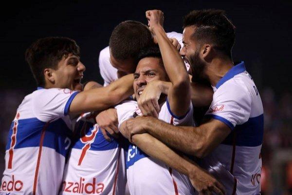 La UC no se cansa de festejar en el Campeonato Nacional 2018 / imagen: Photosport