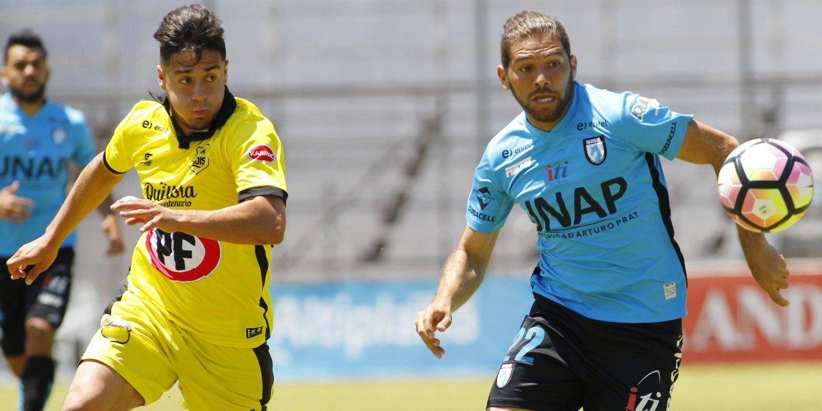 Minuto a minuto: San Luis y Deportes Iquique se enfrentan en el duelo de colistas del fútbol chileno