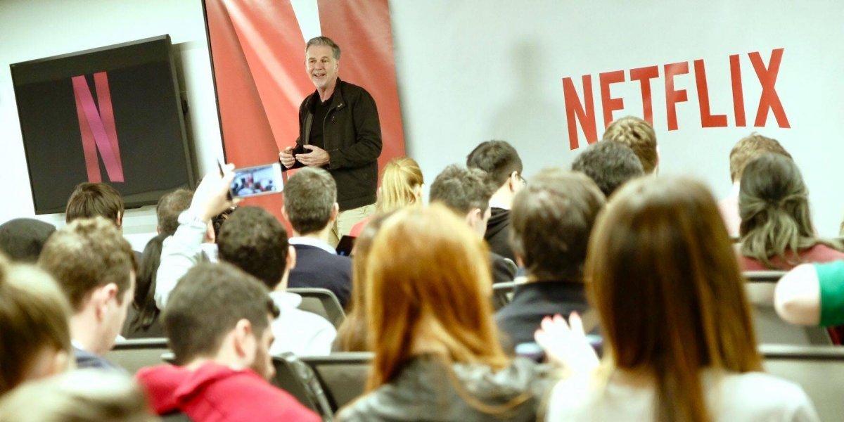 """CEO de Netflix: """"La opinión de los críticos de cine es irrelevante"""""""