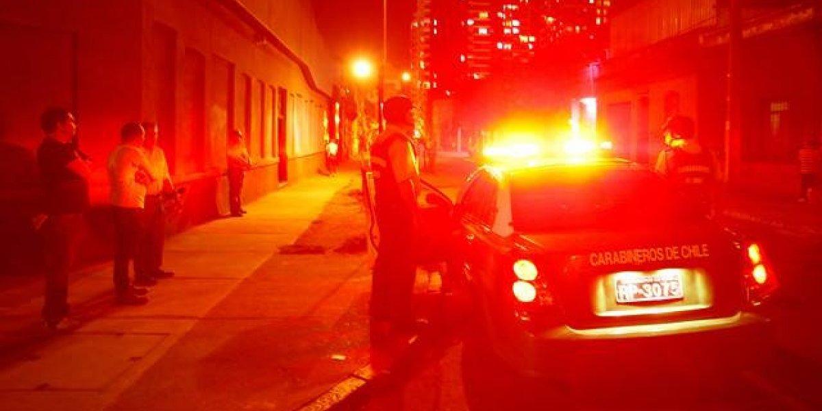 Ñuñoína atropelló a su hermano: el hombre le estaba indicando cómo estacionar el auto