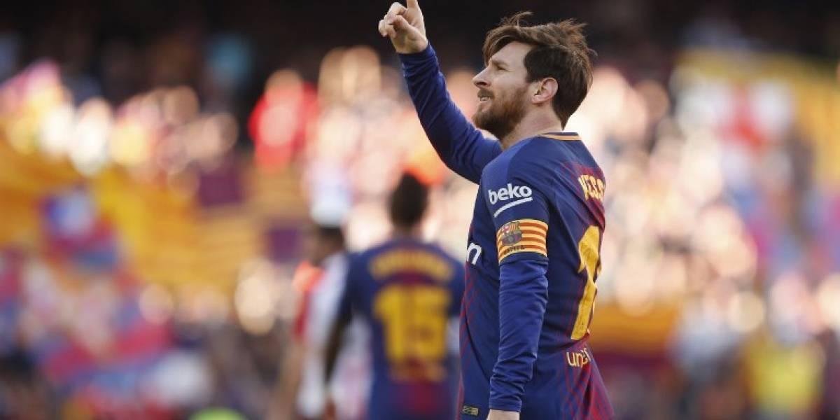 Messi vuelve a llevar al Barça a la victoria en LaLiga