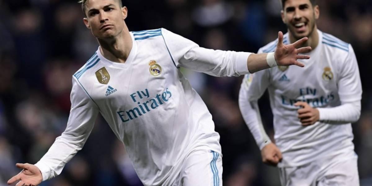 El Madrid golea al Girona y Cristiano se acerca a Messi