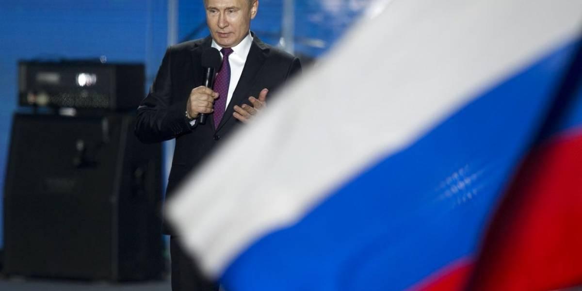 Sondeo a boca de urna: Putin, reelegido como presidente de Rusia