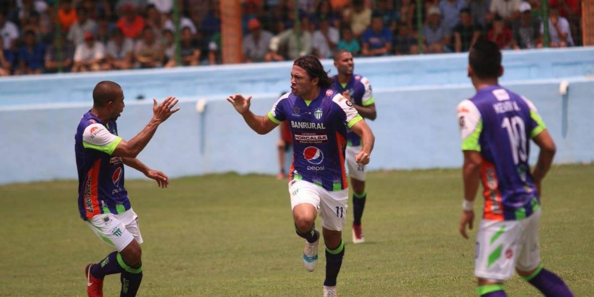 """El """"Tin"""" Herrera le da el triunfo al campeón en Siquinalá"""