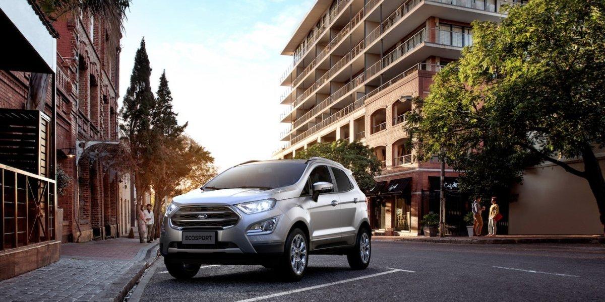 Llega a la Isla la SUV compacta EcoSport 2018
