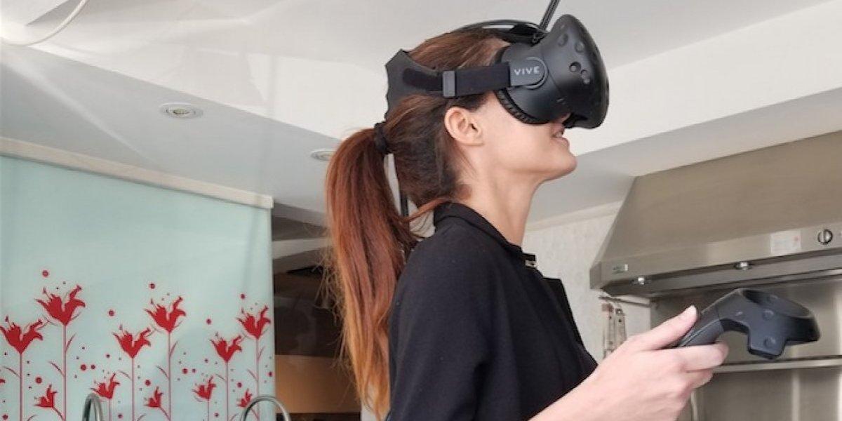 Empresa utiliza realidad virtual para rediseñar cocinas en Puerto Rico
