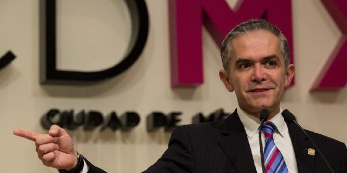 Prevé Miguel Ángel Mancera pedir licencia de 90 días