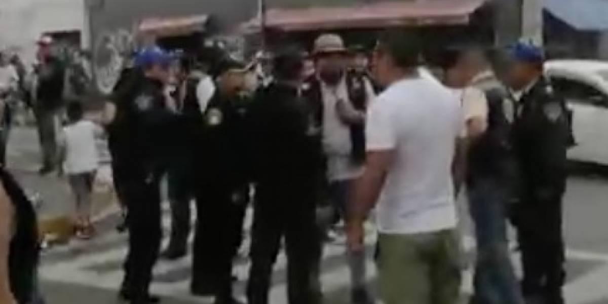 Balacera en carnaval de Iztapalapa deja al menos tres heridos
