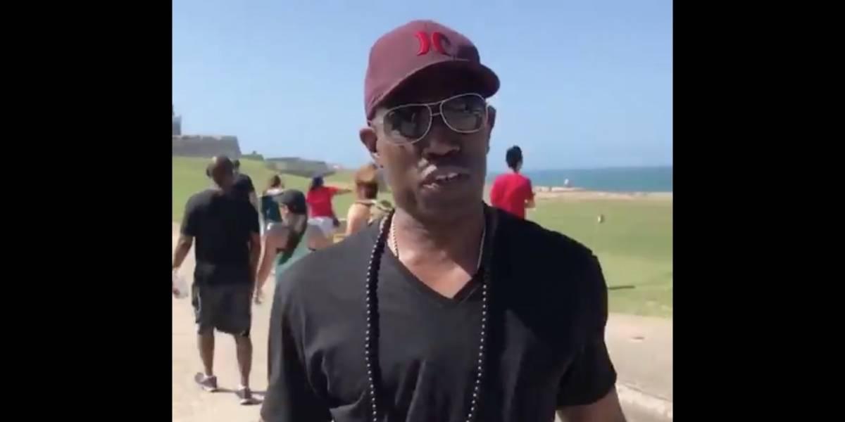 Wesley Snipes quiere filmar en la isla