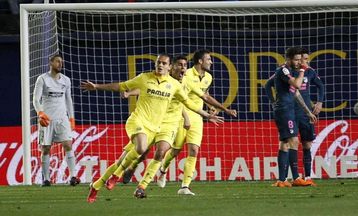 El turco Ünal fue la figura en el triunfo del Villareal / Foto: AP