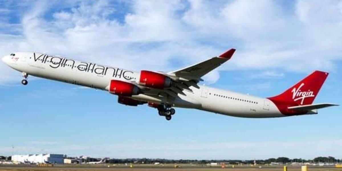"""Conoció a un hombre en un avión, tuvieron sexo en el baño y terminó """"desterrada"""" por la compañía aérea"""