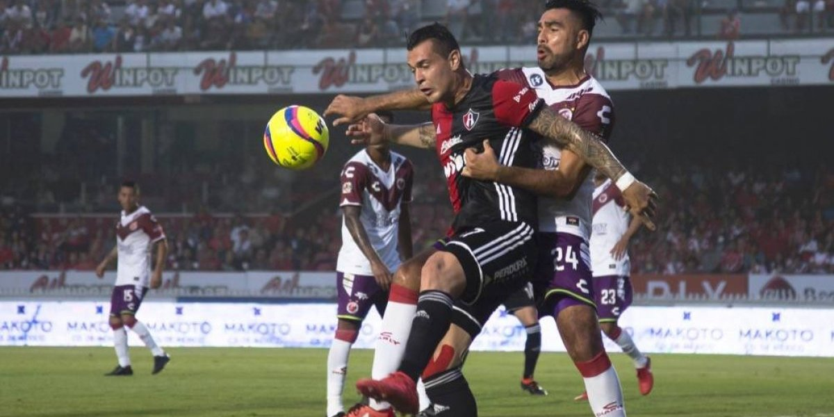 Veracruz se aferra a la permanencia: venció al Atlas por 3-1