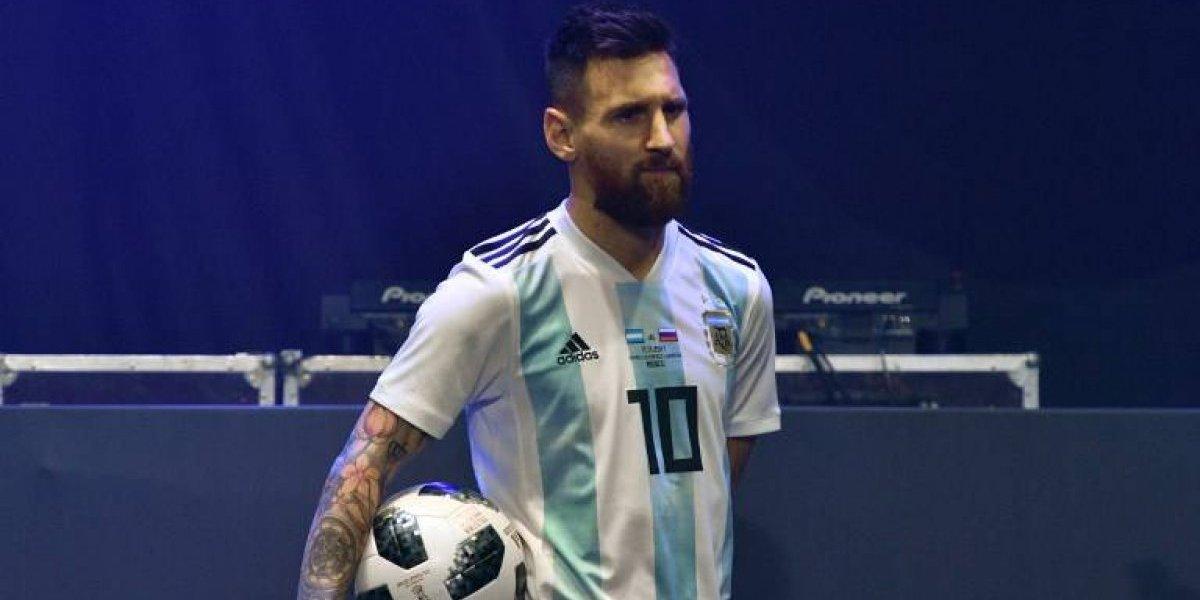 Lionel Messi cierra concentración de Argentina de cara a la Fecha FIFA