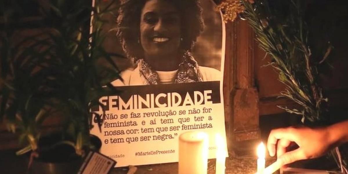 """Marielle tinha potencial para ser deputada, senadora, presidente da República"", diz Benedita da Silva, 1ª vereadora do Rio negra e da favela"