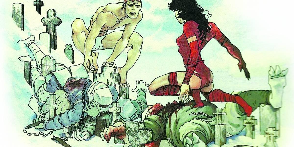 Minissérie icônica de Frank Miller, Elektra Vive ganha nova impressão no Brasil