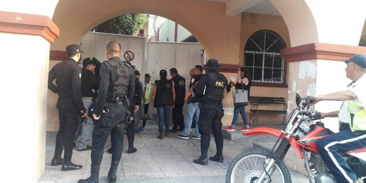 Realizan operativo tras asesinato del alcalde de Zacapa