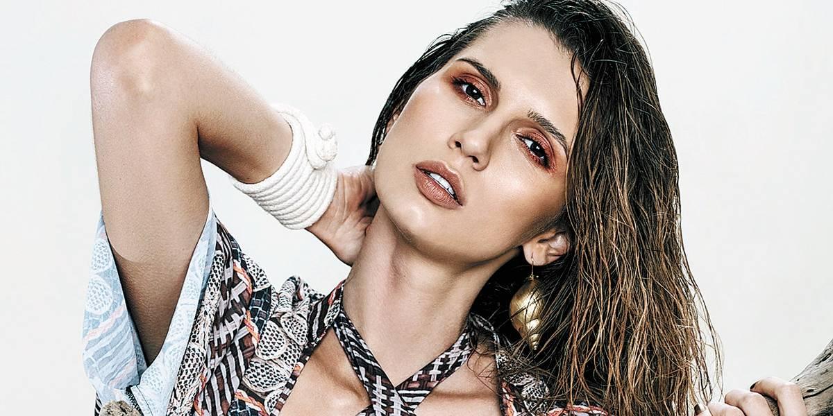Amanda Recla conta sua trajetória após título de Miss ES em 2014
