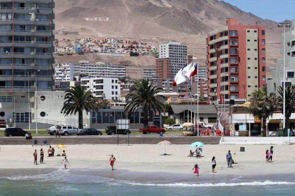 Evo Morales dice que Antofagasta es boliviana