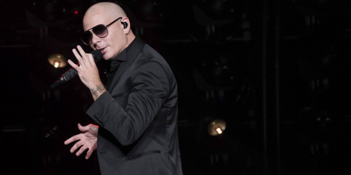 Pitbull hablará ante ONU sobre crisis mundial del agua