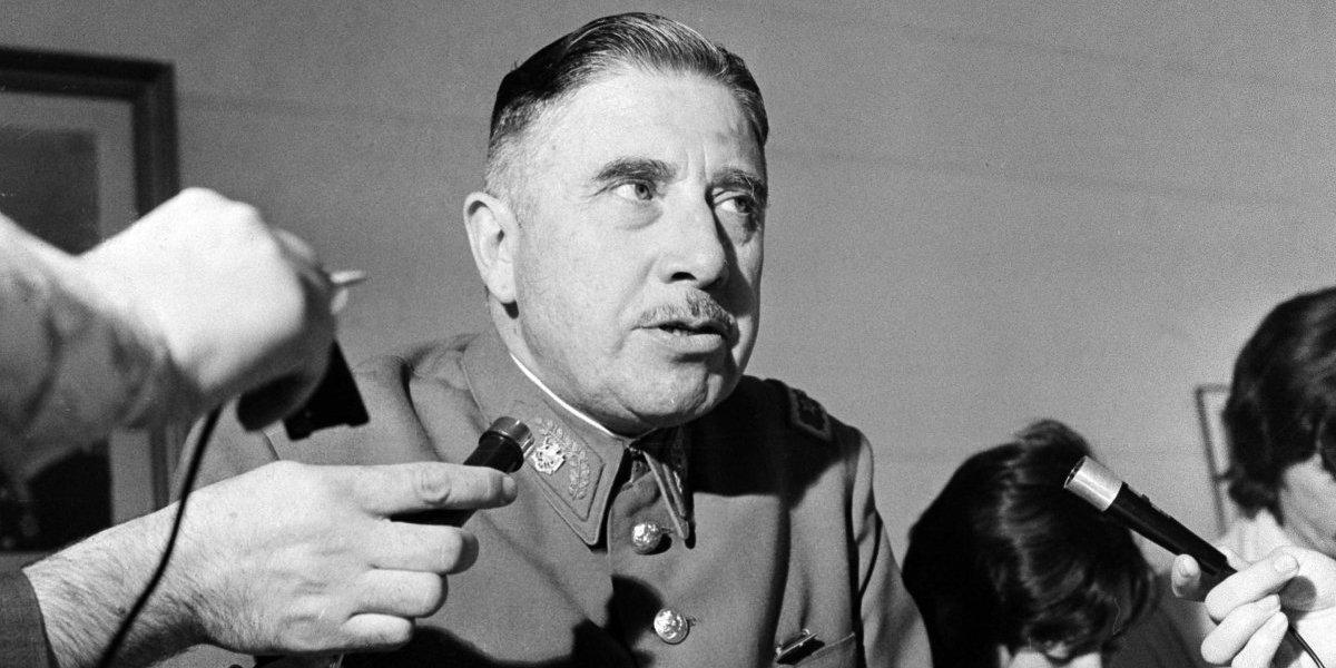 ¡Adiós general! La UDI se despide de Pinochet