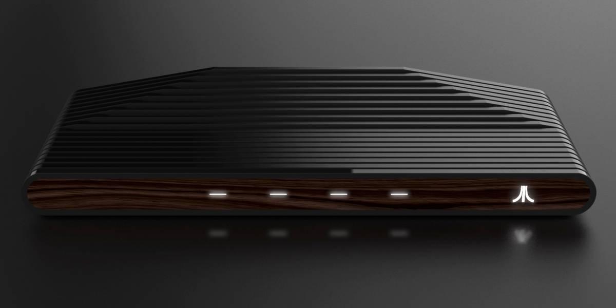 Atari cambió el nombre de su consola retro; llegará pronto