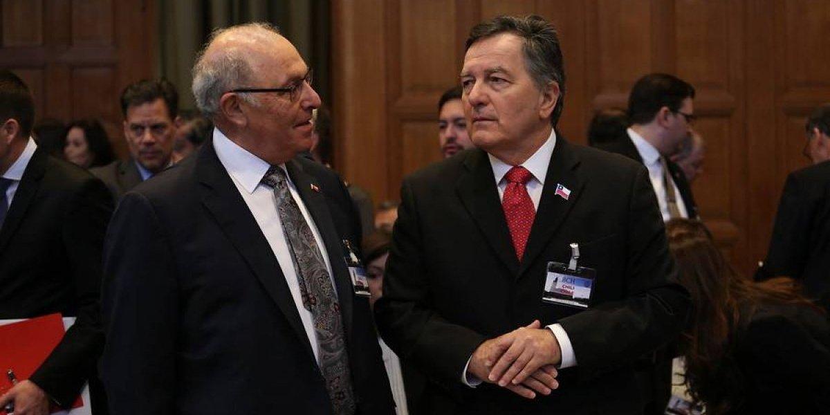 """Alegatos en La Haya: delegación chilena califica que alegatos de Bolivia como """"tergiversación"""" y llena de """"datos erróneos"""""""