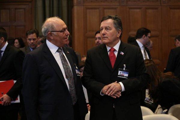 Equipo jurídico de Chile