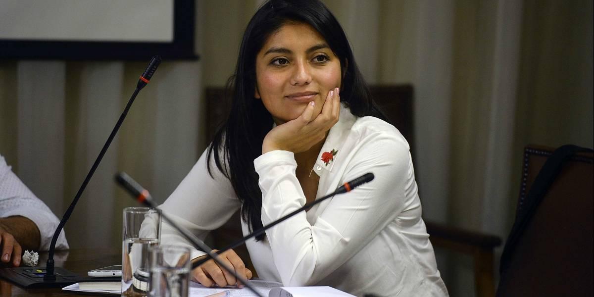 Diputada del Frente Amplio donará el 80% de su dieta parlamentaria