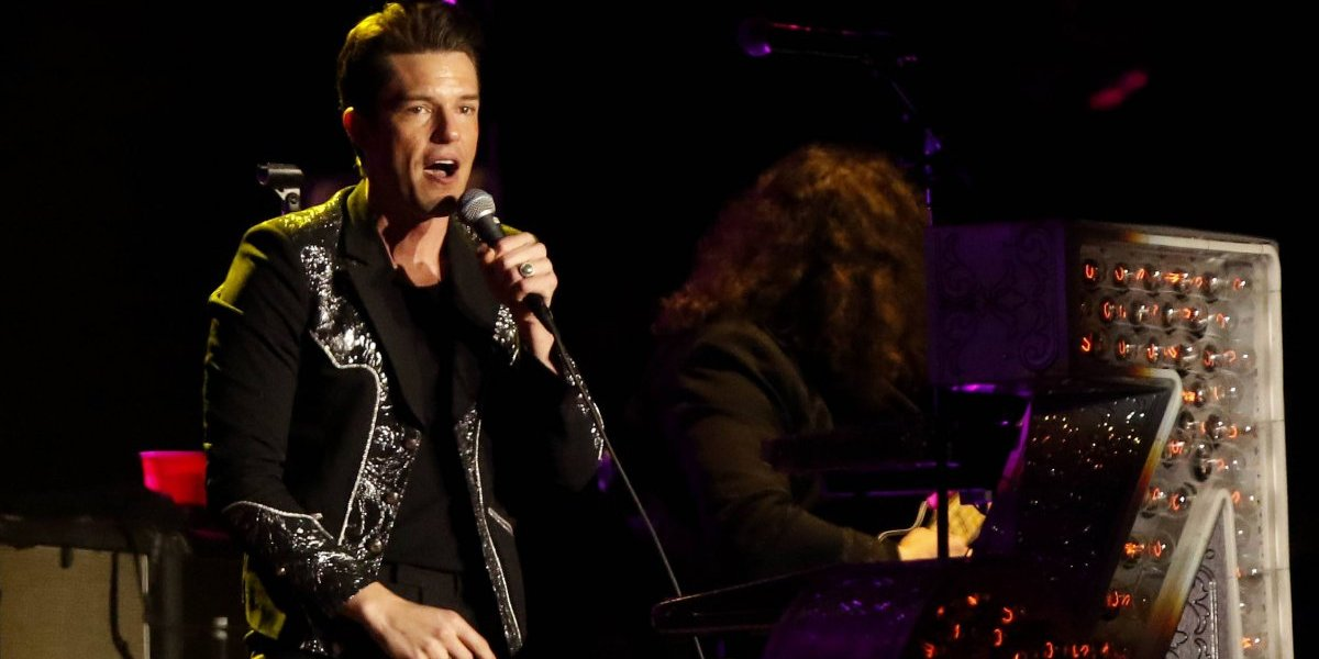 Lollapalooza: The Killers cierra intensa tercera jornada con efectiva pulcritud