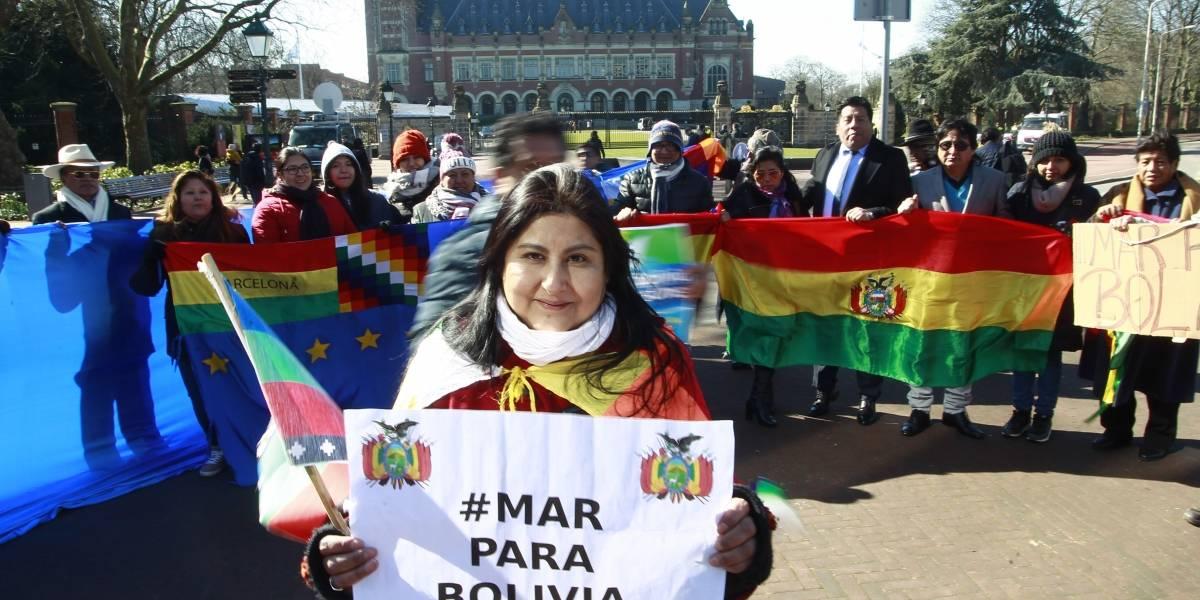 """La reacción de la prensa boliviana sobre los alegatos orales: """"Chile podría resolver demanda de Bolivia ante La Haya con el 0,2% de su costa"""""""