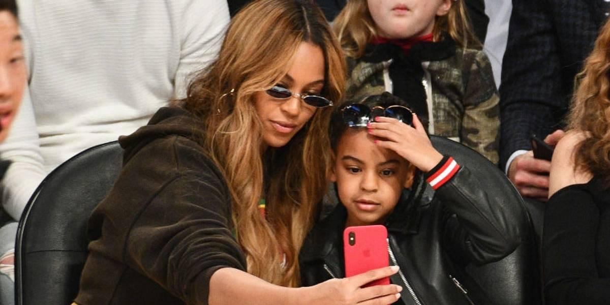 Quer se sentir pobre? Aos 6 anos, filha de Beyoncé arremata quadro por US$ 19 mil