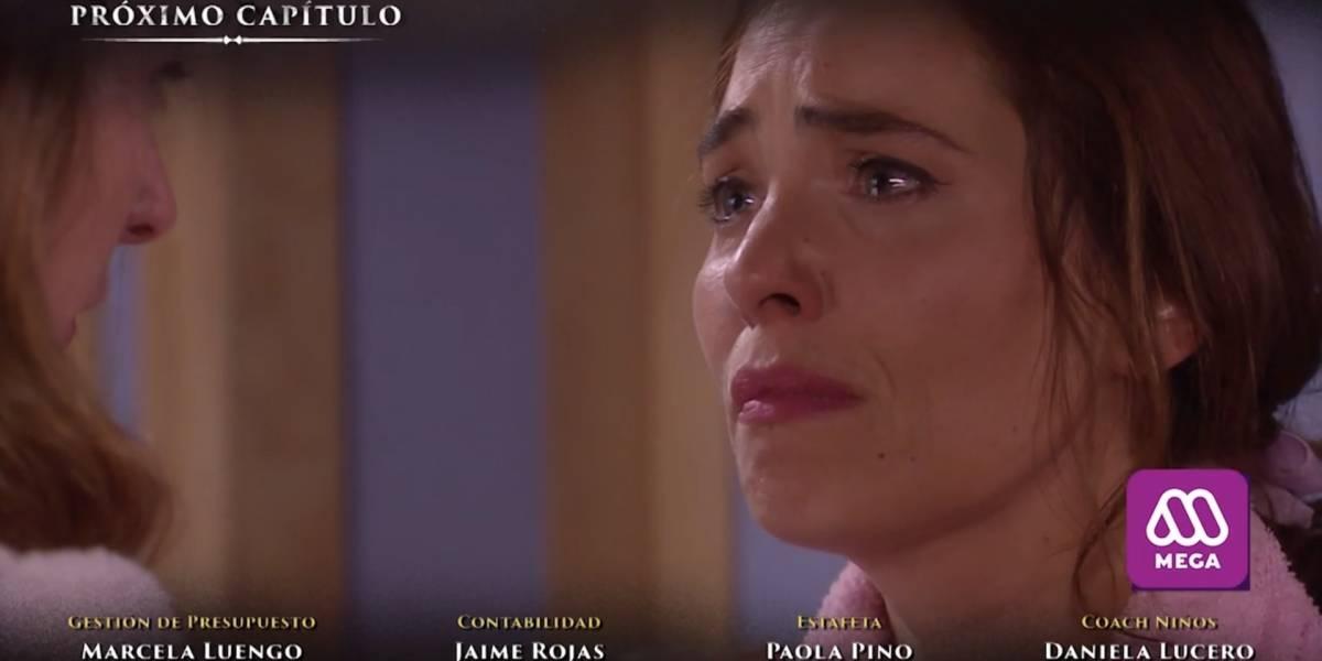 """""""La amo con el alma"""": La confesión de """"Mechita"""" a María Elsa que se tomará """"Perdona nuestros pecados"""""""
