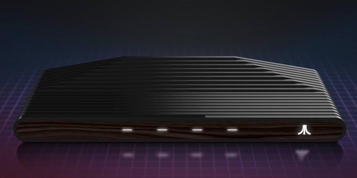 Atari revela el nombre oficial que tendrá su nueva consola de vídeojuegos