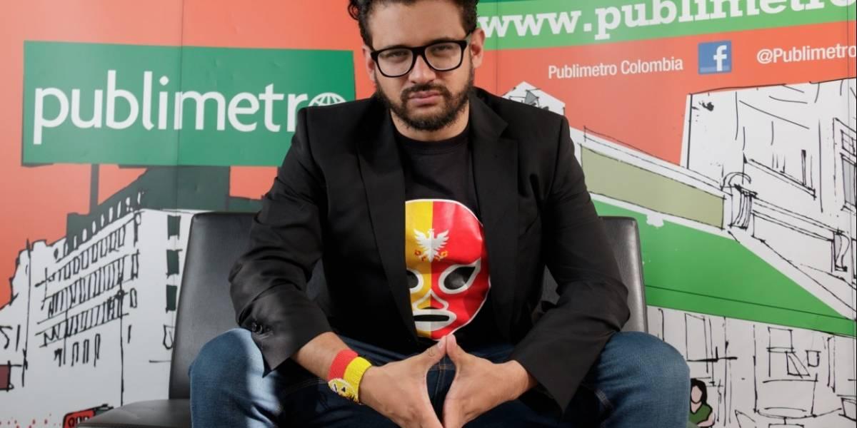 Entrevista con Inti Asprilla, el Verde más votado a la Cámara por Bogotá
