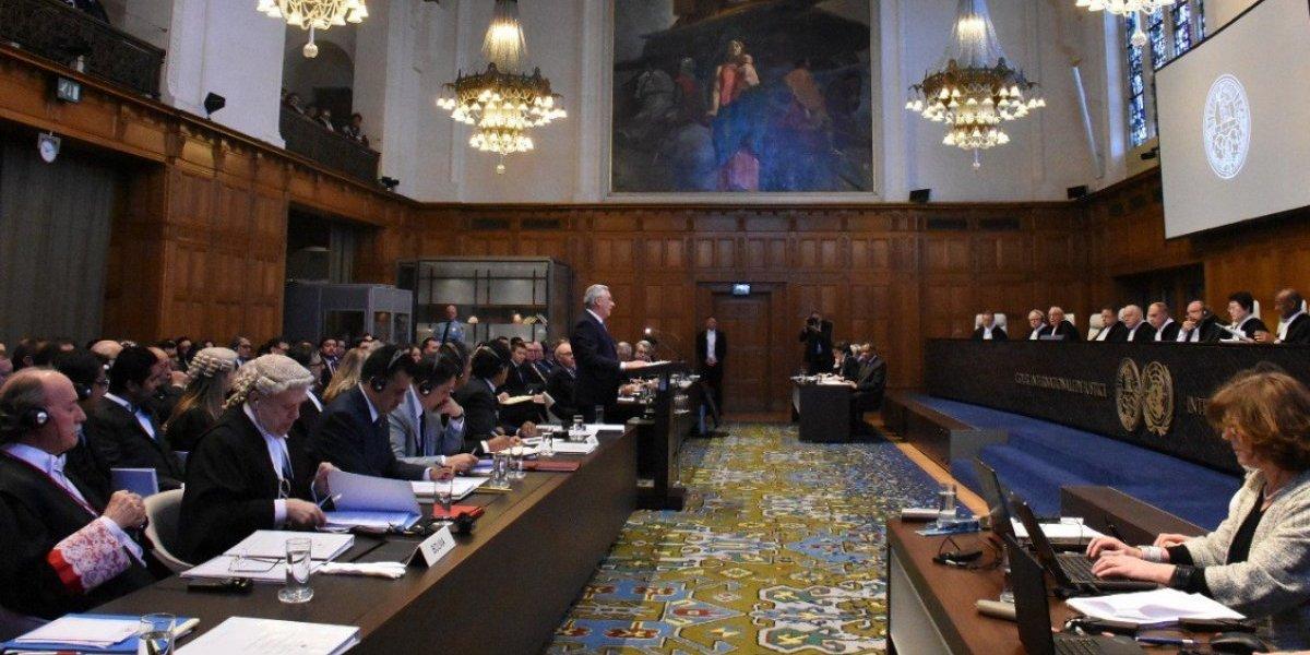 Continúa el debate jurídico por la salida al mar que reclama Bolivia