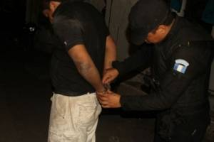 capturado en Escuintla por disparar contra PNC