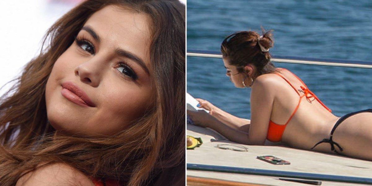 Foto que mostra cicatriz de Selena Gomez cai na rede e fãs saem em defesa da cantora