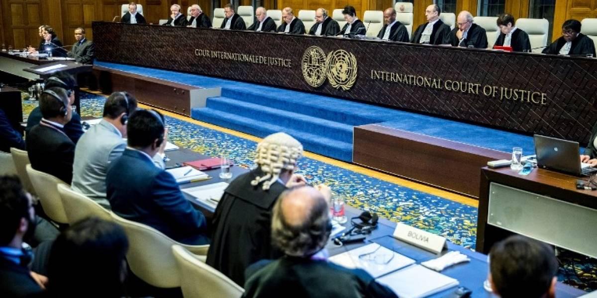 Disputa marítima entre Bolivia y Chile: Inician alegatos finales en La Haya