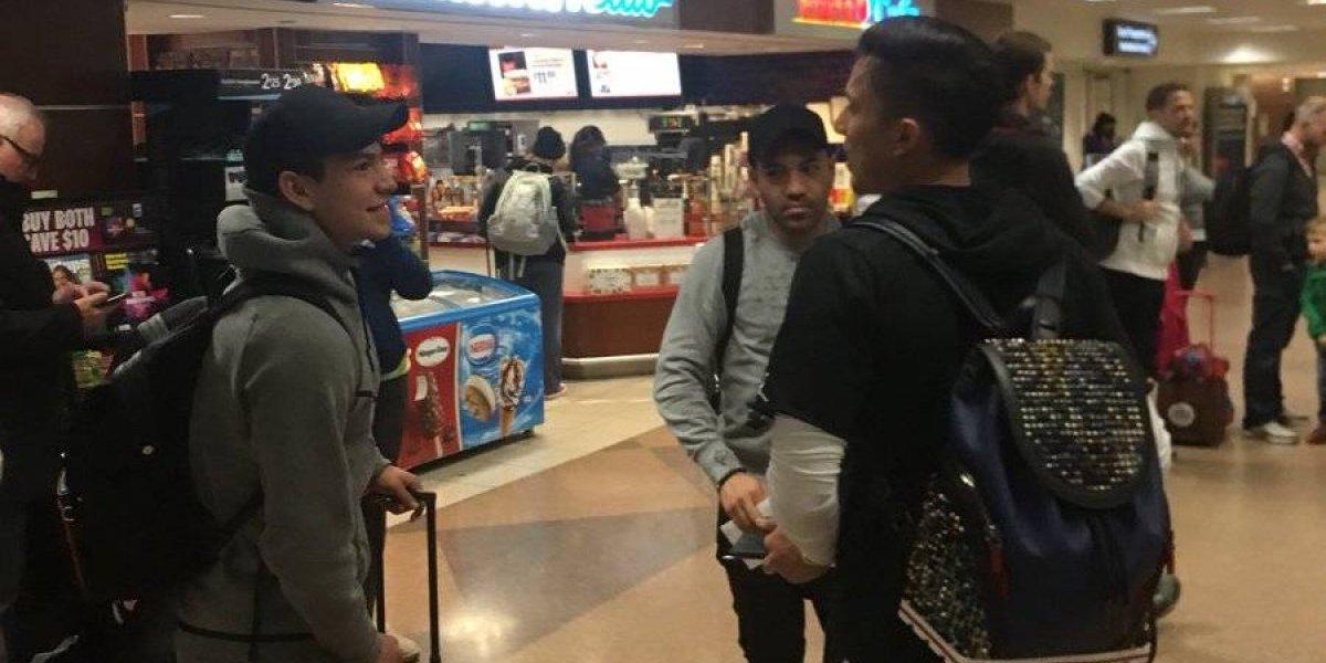 Aeropuerto extravía equipaje de seleccionados mexicanos