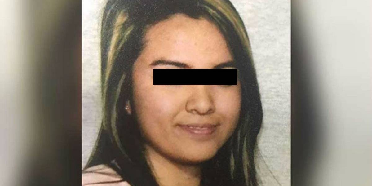 Localizan a Vanesa, estudiante de la UNAM desaparecida hace seisdías