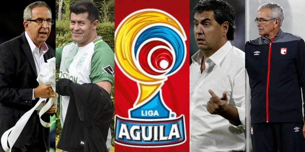 Jueza dictó orden de captura contra entrenador de Liga Águila