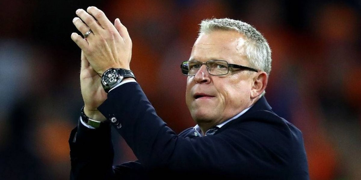 """Entrenador de Suecia no duda: """"Chile es una potencia en fútbol"""""""