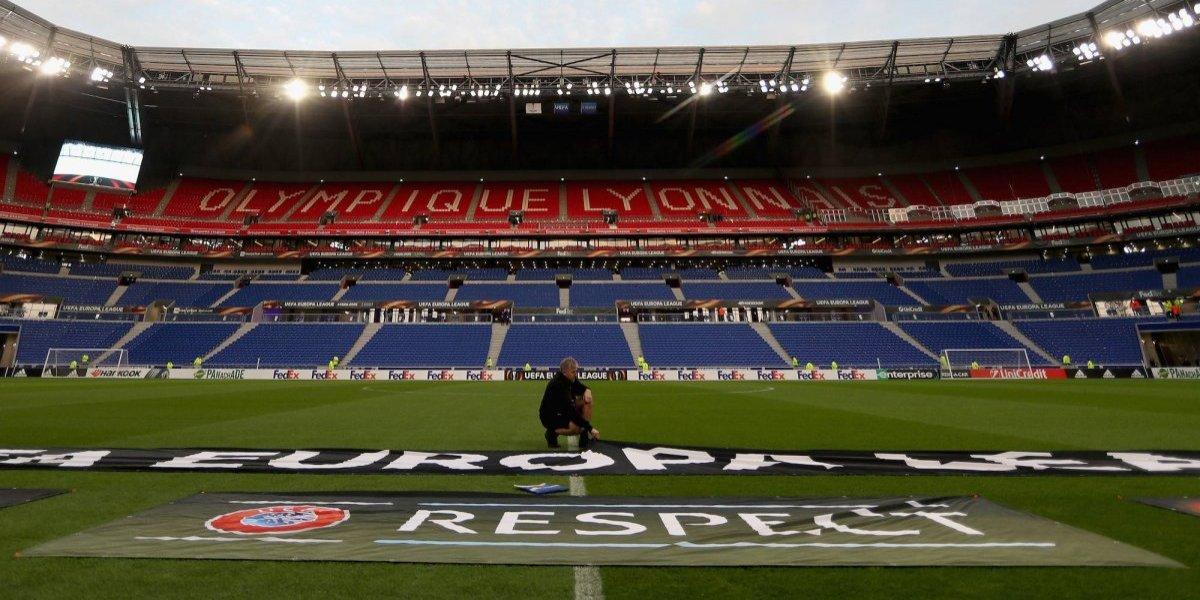 UEFA abrirá investigación al Olympique de Lyon