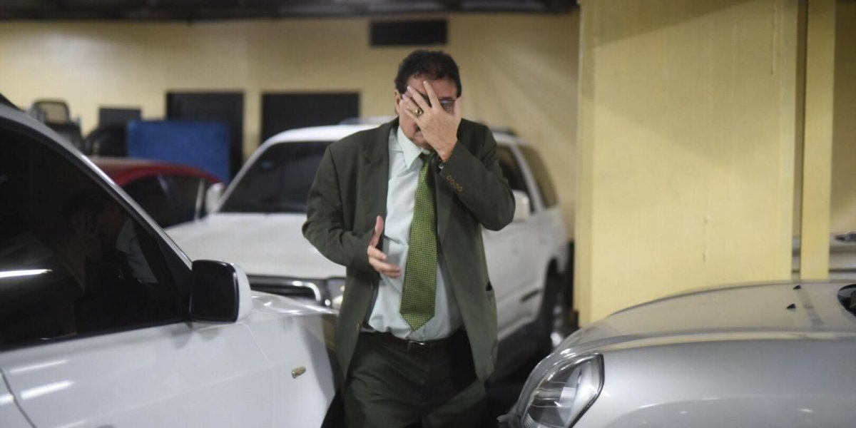 Supervisión de Tribunales inicia de oficio investigación contra juez Adrián Rodríguez