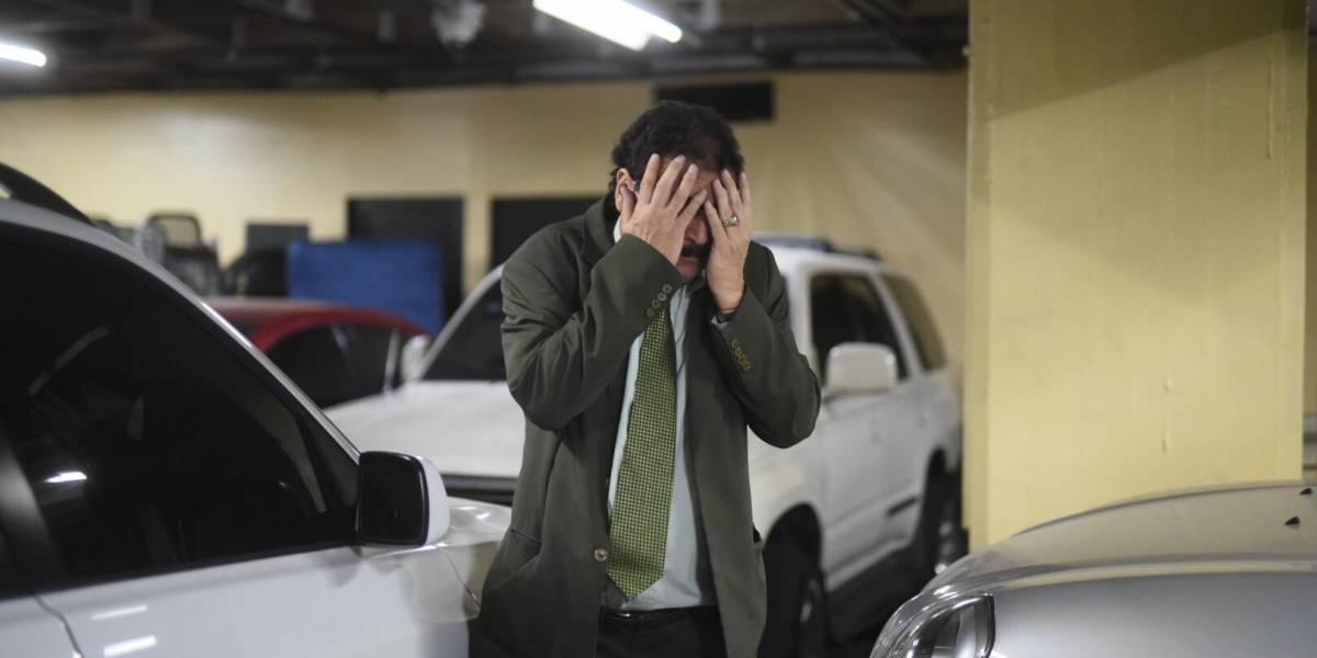 APG condena actitud violenta e insultante del juez Adrián Rodríguez