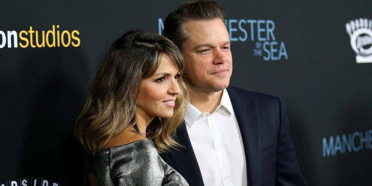 ¿Matt Damon se muda a Australia por culpa de Donald Trump?