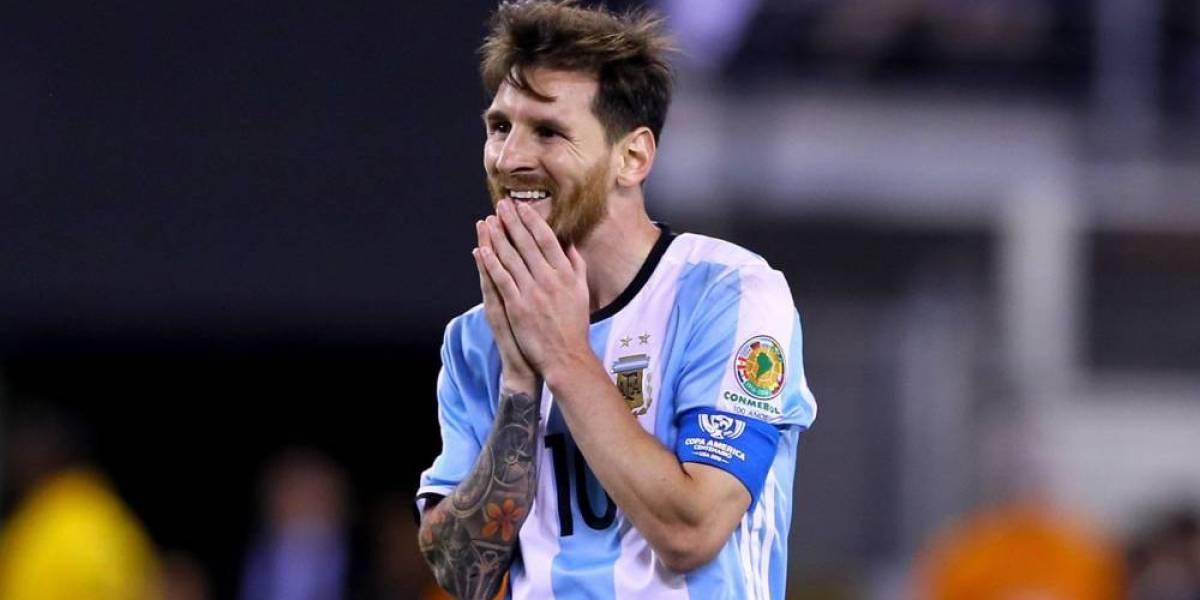 """Lionel Messi: """"Quiero levantar la Copa en Rusia"""""""