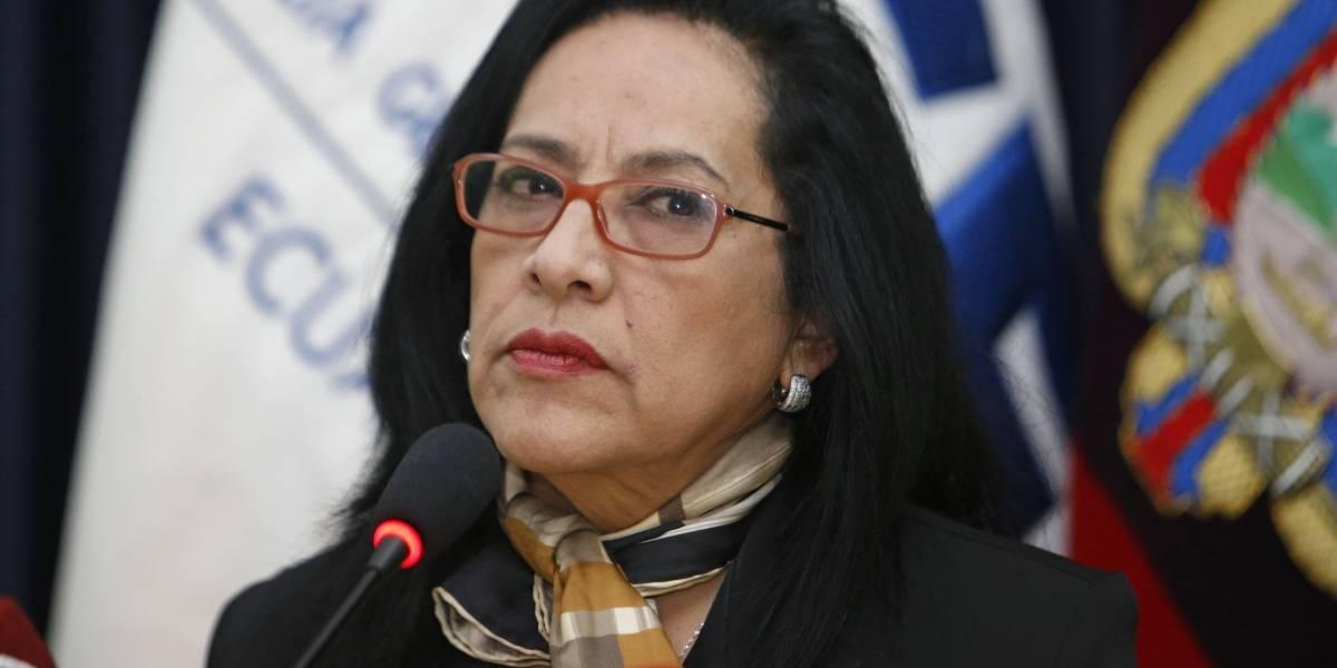 Consejo de la Judicatura suspende a fiscal subrogante Thania Moreno