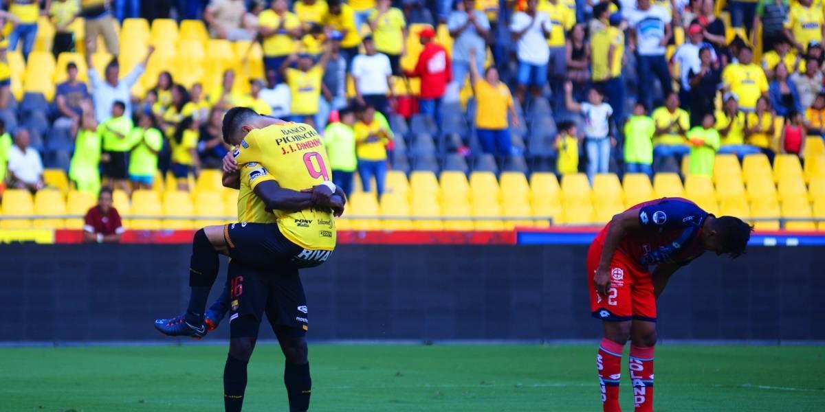 Así quedan los horarios de la fecha 7 del Campeonato Ecuatoriano
